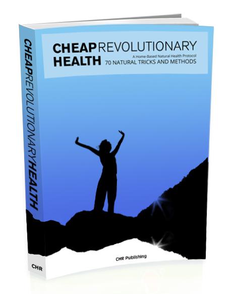 cheap revolutionary health ebook