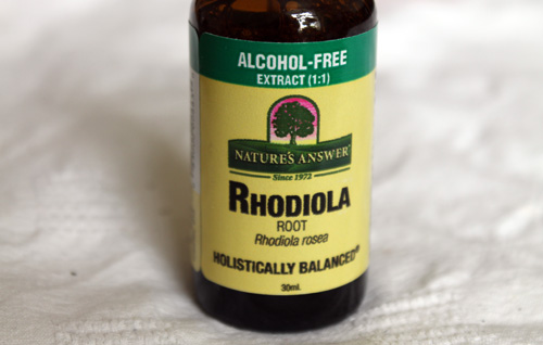 foods that increase serotonin, rhodiola