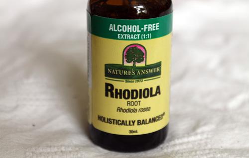 foods that increase serotonin, rhodiola