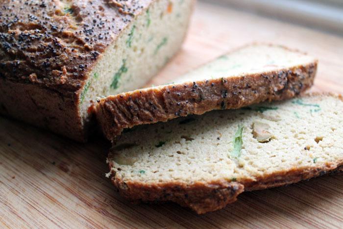 gluten free bread recipe image