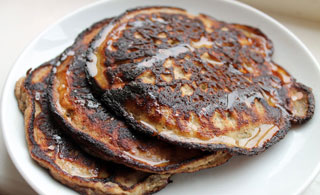 healthy pancake recipe, natural health