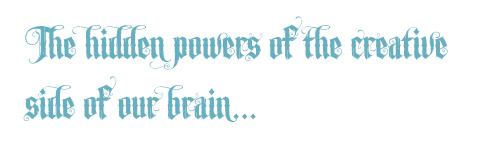right brain hemisphere, hidden skills