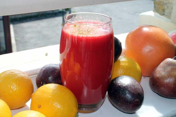 juice fasting documentary image