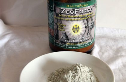 longevity now, zeolite clay