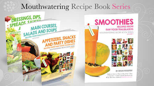 mouthwatering recipe books