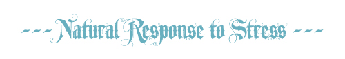 natural response to stress, trauma symptoms
