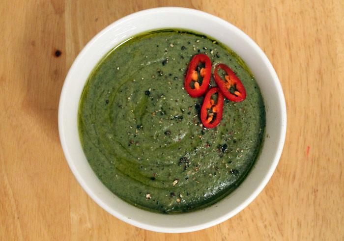 nettle soup recipe image