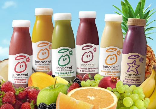 pasteurized innocent smoothie