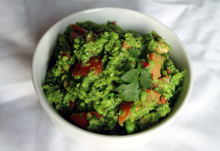 pea chutney recipe