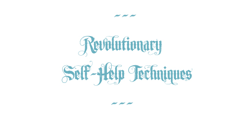 self-help techniques