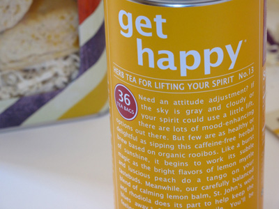 'Get Happy Tea' picture