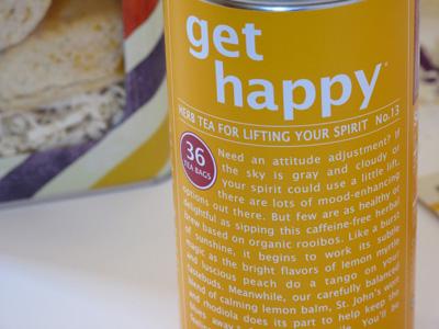 'Get Happy Tea' picture