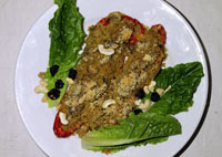 stuffed peppers recipe image