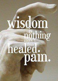 trauma healed, transformation