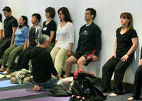 trauma release exercises